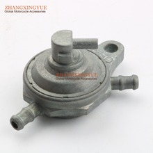 Scooter Fuel Valve Scooter Fuel Pump Chinese Scooter GY6 150cc QMB139 50cc