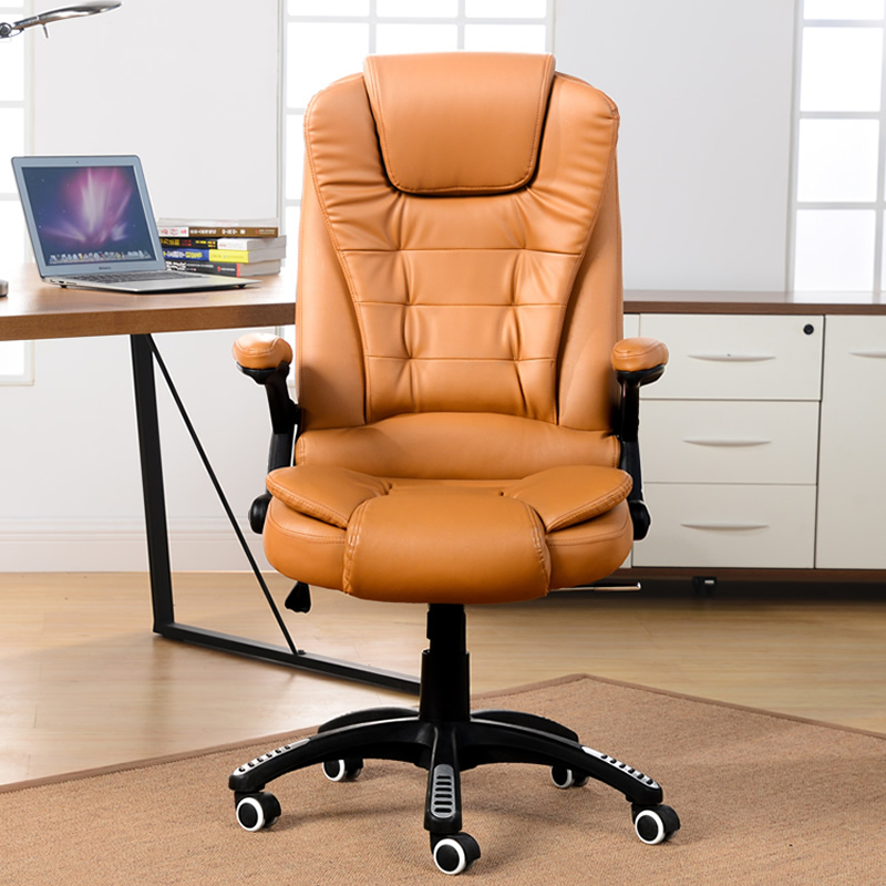 Synthetic Leather Office Chair Three Color Chair Adjustable Chair For Office