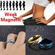 Горячее кольцо для похудения магнитное кольцо для похудения фитнес кольцо для уменьшения веса струны стимулирующие акупунктурные точки желчный камень продукты для похудения