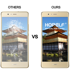 Image 3 - 2 stuks Gehard Glas voor Huawei P9 Lite 2017 Glas op Telefoon Film Beschermende Screen Protector voor Huawei P9 Lite 2017 Glas