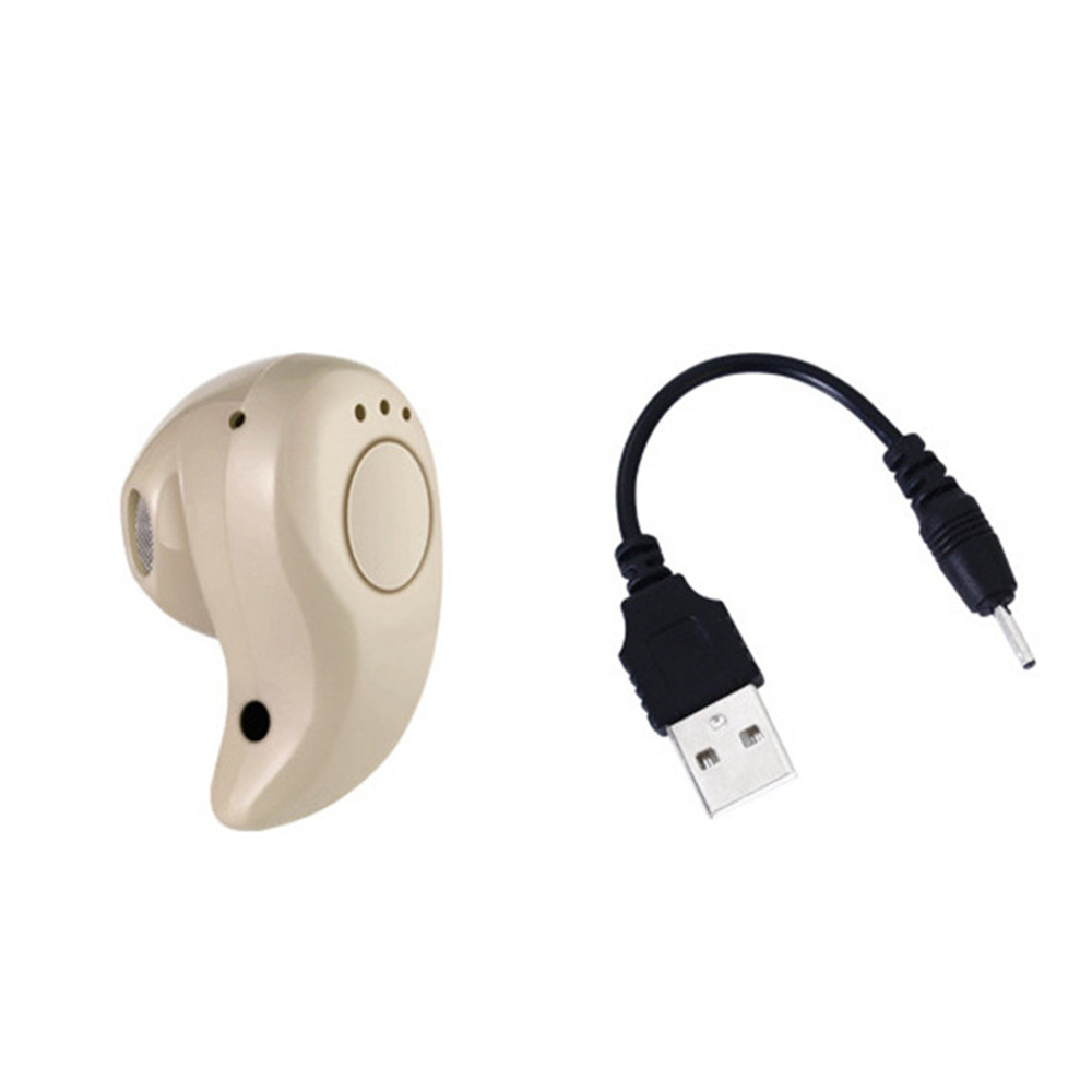 Bluetooth Headset S530 small Wireless Sport In ear Call Micro Stereo Bluetooth Headset in Bluetooth Earphones Headphones from Consumer Electronics