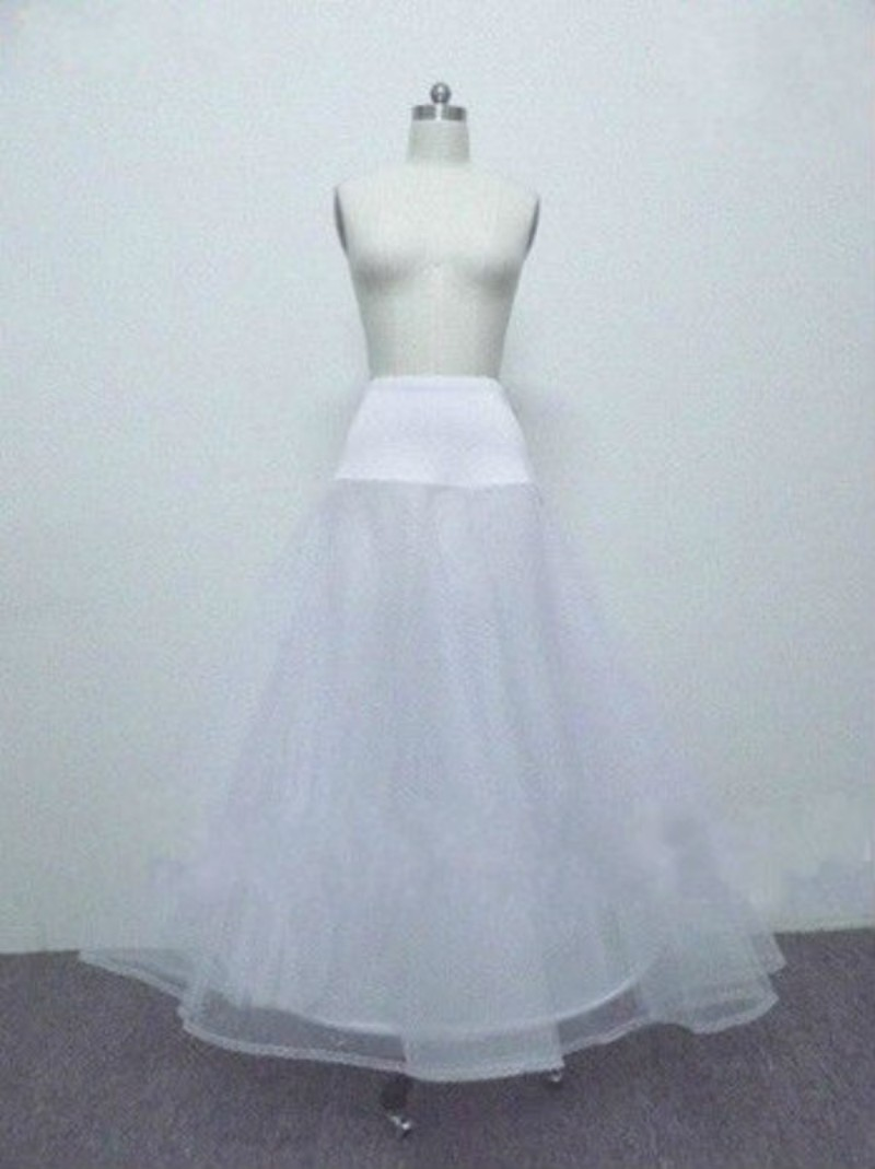 Magnificent Underskirt For Wedding Dress Adornment - All Wedding ...
