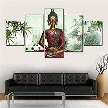 5 шт., картина в буддистском стиле
