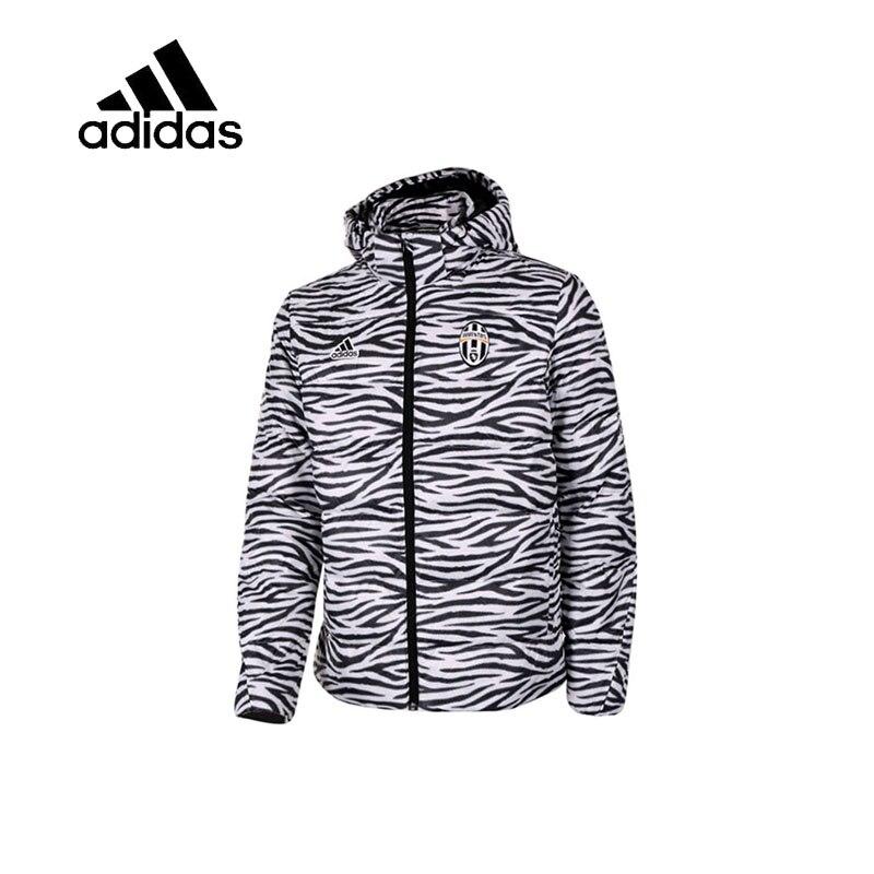 Original New Arrival Official Adidas Men's Winter Keeping Warm Hooded Sportswear Jacket Breathable Sportswear AY2537/AY2538 original new arrival official adidas originals badge windbreak men s jacket hooded sportswear