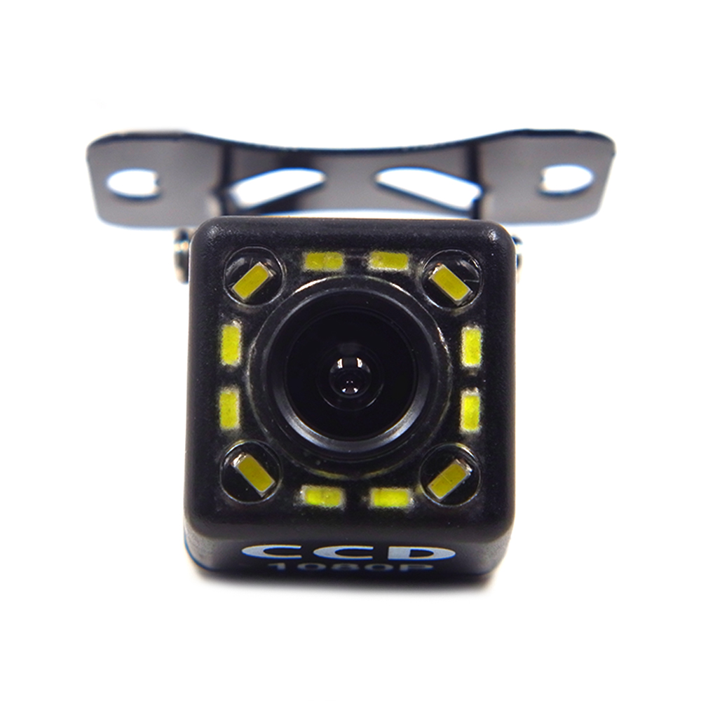 Auto achteruitrijcamera BYNCG 2018 NIEUWE 12 LED-nacht brede kijkhoek - Auto-elektronica - Foto 5