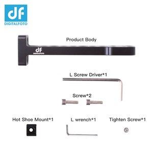 Image 2 - DIGITALFOTO VISION mini vision DJI RONIN SC/ S accessoires de cardan plaque dextension de cou connecter micro à LED moniteur photographique