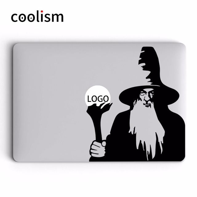 The Lord of the Rings Gandalf Laptop Decal for Apple MacBook