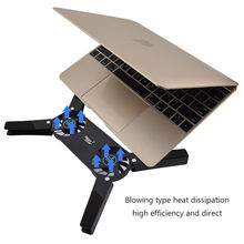 Notebook Laptop Rotatable USB Fan Cooling Pad