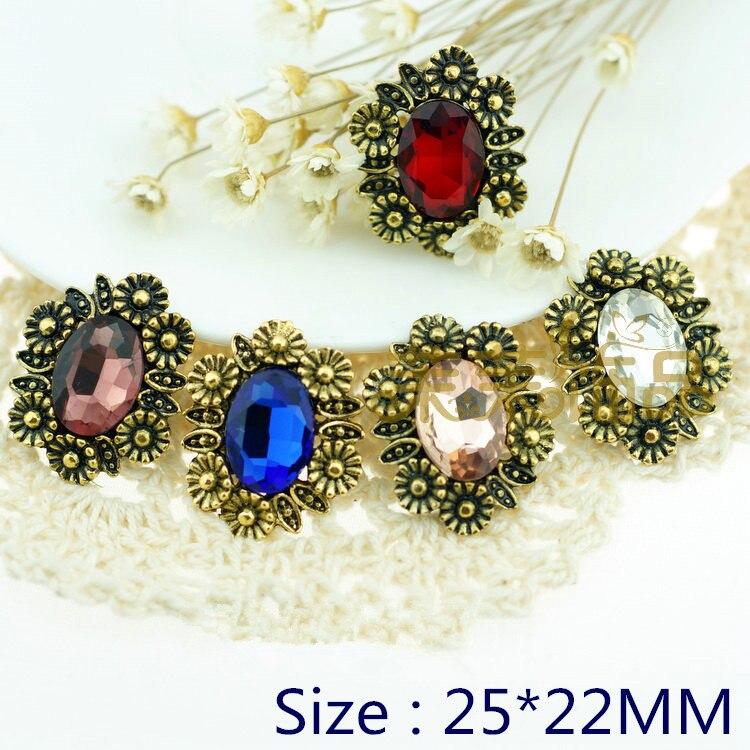 a3f0d2ad2f 1621629, 5 estilo puede elegir, aleación de acrílico Cuentas material de  los accesorios de la joyería de traje, ornamento del arco, DIY materiales  hechos a ...