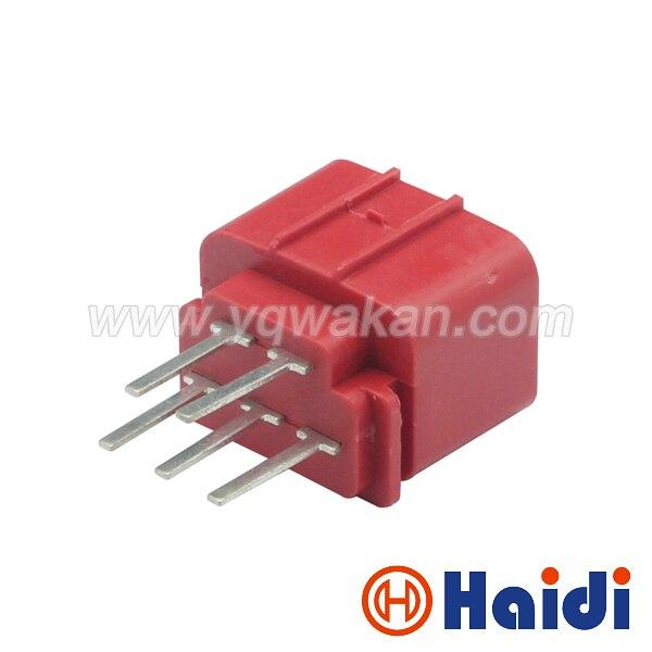 Freies verschiffen auto 5pin pcb elektrische gehäuse stecker, elektrische kabelbaum kabel stecker