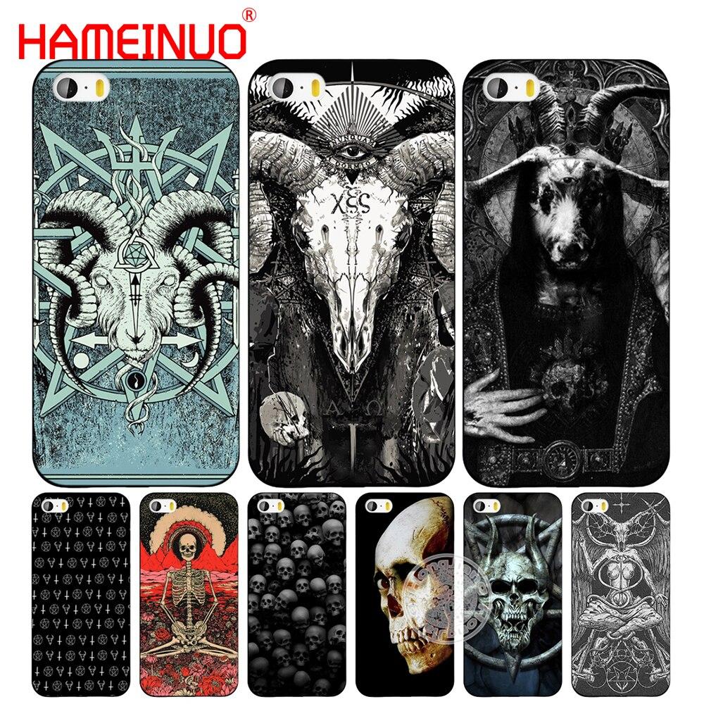 coque iphone 7 satanique