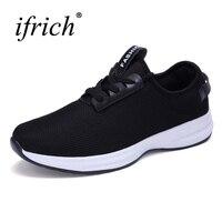 New Men Shoes Sport Running Sneaker Lightweight Mesh Sneakers Black Famous Brand Sport Shoe Popular Sneakers