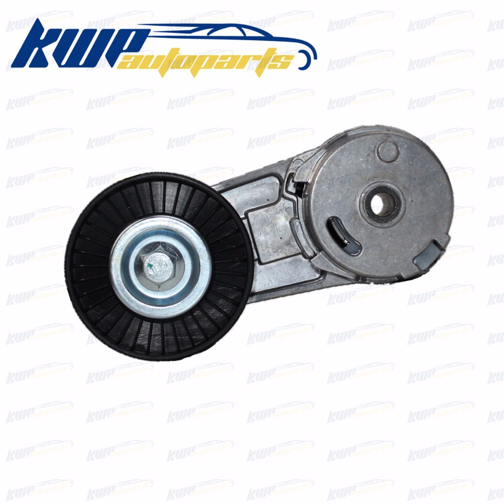 US $29 44 46% OFF|Belt Tensioner Pulley for Chevy Buick Cobalt HHR Pontiac  GM Saab 2 0 2 2 2 4 #24430296-in Timing Components from Automobiles &