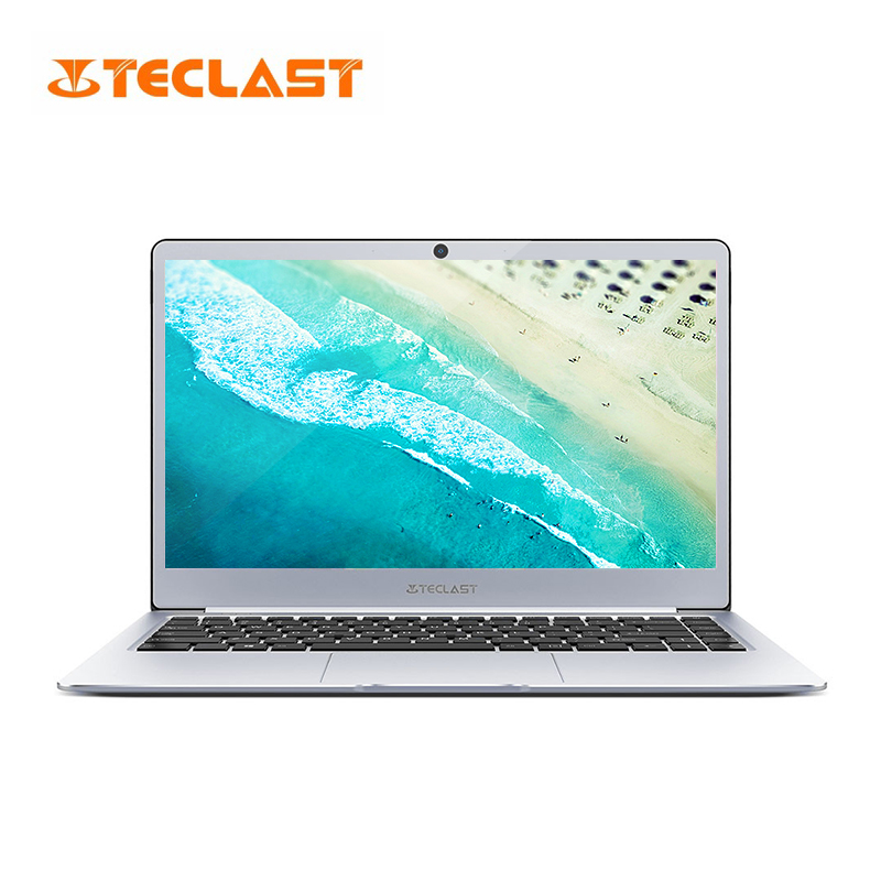 14.0 inch 1920 x 1080 Teclast F7 Laptops Notebook Windows 10 Intel Celeron N3450 Quad Core 6GB RAM 128GB SSD HDMI Notebook t bao air 2 notebook 13 3 inch windows 10 intel celeron n3450 quad core 1 1ghz 6gb ddr4 ram 128gb emmc hdmi english version