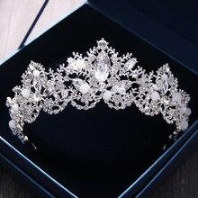 Luxury Crystal Bridal Crown