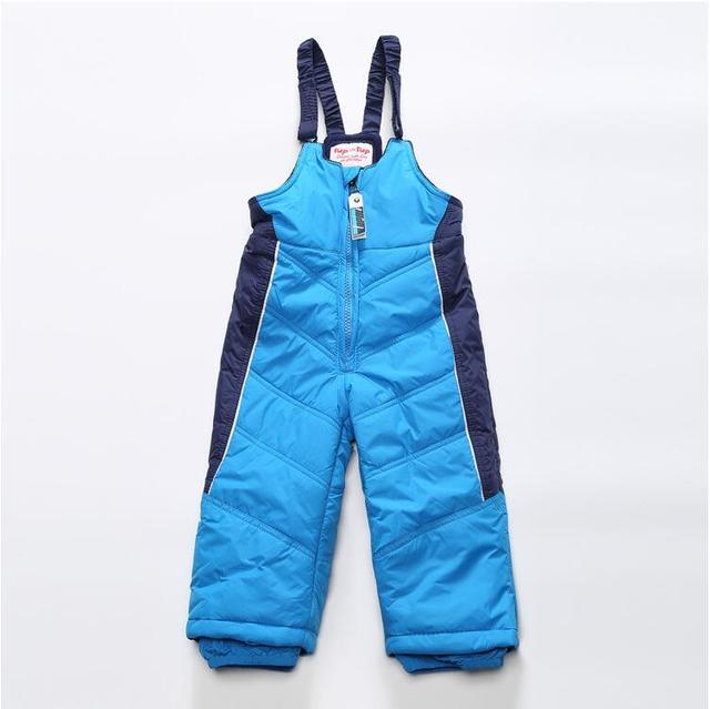 Bebé Del Muchacho Del Invierno, Los Niños Espesan prendas de Vestir Exteriores, a prueba de viento impermeable de Las Bragas bebé Mono 6-18 M, ropa de niño chico