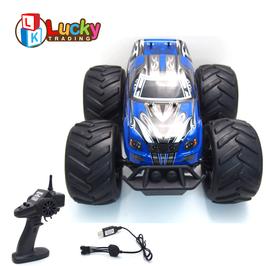 Professional 1:8 Big Monster RC Climbing Car 4 Wheels Large Remote Control Car High Speed rc Drift Buggy Wltoys High Quality