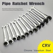 цена на new keys for car repair Wrench Dual-Use Fast Plum Ratchet Spanners 72 Tooth Chrome Vanadium Alloy Steel Car Repair Tools