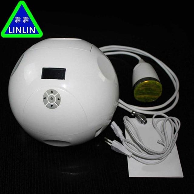 Aparato de adelgazamiento LINLIN máquina de disolución de grasa Aparato de belleza de piernas delgadas detonador de ultrasonido