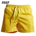 Tqqt mens shorts boxer shorts cintura elástica casual quick dry academias curto solto plus size respirável shorts 6 cores 5p0462