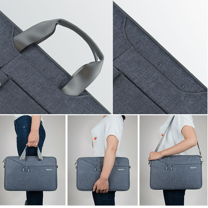 Multi-use Tablet Sleeve for Xiaomi Mi Air Pro 13.3 12.5 Inch Mipro Mibook 15.6 Inch Laptop Pc Shoulder Bag Notebook Cover Gift