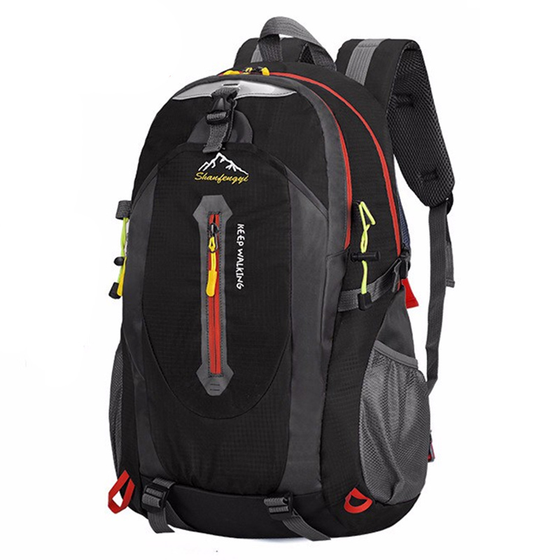Hot Sale Nylon Fashion Men Backpack Male Travel Backpacks High Capacity Outdoor Climbing Bags Student Laptop