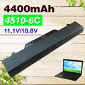 6 ячеек батарея для ноутбука Hp 591998-141 593576-001 HSTNN-1B1D HSTNN-IB89 HSTNN-OB89 ProBook 4510 s 4515 s 4710 s