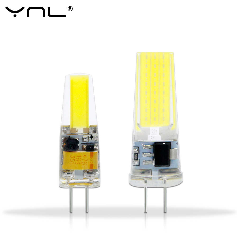 COB G4 LED Lamp 12V 220V Lampada LED G9 E14 Bombillas LED Light Bulb 360 Beam Angle Chandelier Replace 20W Halogen G4 G9 Lamps