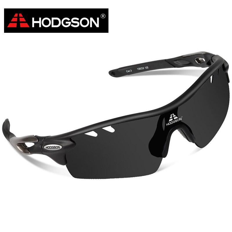 Цена за HODGSON 2017 New Прибытие Фотохромные Велоспорт Солнцезащитные Очки Черный Фотохромные Линзы Велоспорт Очки Поляризованные Велосипед Очки