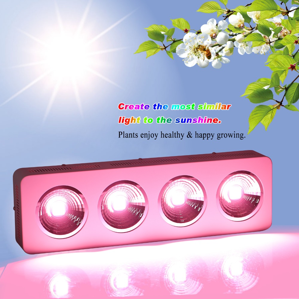 Commercial Greenhouse Led Grow Lights: Aliexpress.com : Buy Full Spectrum COB 800W Cree Led Grow