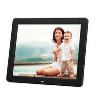 Цифровая фоторамка 10 дюймов HD TFT-LCD 1024*600 Цифровая фоторамка Будильник MP3 MP4 Movie Player