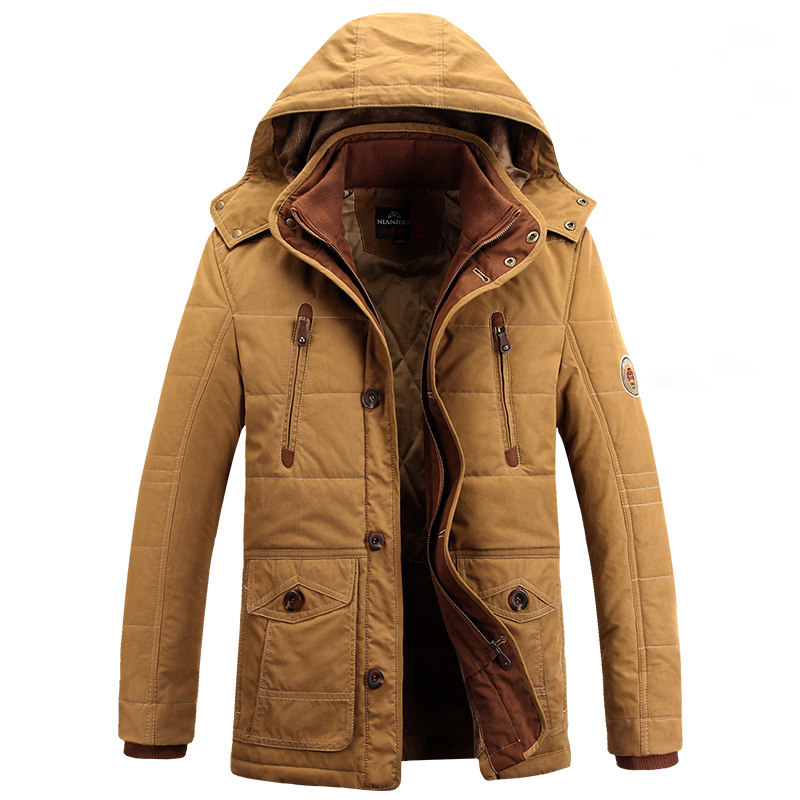 Size 3XL-5XL Faux Fur Lining New Men's Long Cotton Thick Winter Snow Warm Jacket Coat,Faux Fur Parkas For Men,2 Colors,8873 cnc ballscrew sfu1204 set ball screw sfu1204 l350mm end machined sfu1204 ball nut bk10 bf10 end support for ballscrew