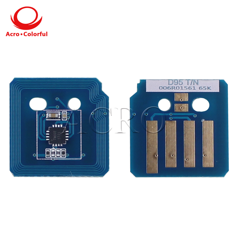 013R00668 drum chip for Xerox D95 D110 D125 laser printer copier toner cartridge refill in Cartridge Chip from Computer Office