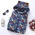 2017 Autumn Boy Vests Jacket Kids Clothes Print Fashion Children Clothing Hooded Waistcoats Casual Baby Boys Vest Coats