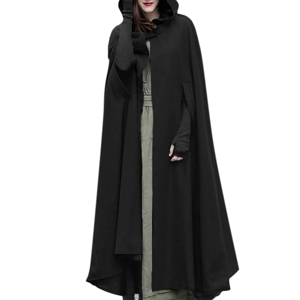New Women Large Plain Winter Faux Fur Poncho Warm Shawl Christmas Gift  UK