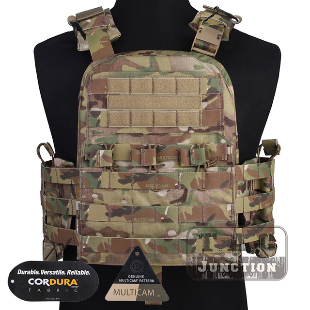 Emerson Navy CAGE Plate Carrier NCPC Vest EmersonGear Tactical MOLLE ...