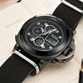 БАЙДЕН 2016 мода военная спортивные часы мужчины многофункциональный бизнес кварцевые часы водонепроницаемые relojes мужчины часы Бренда наручные часы