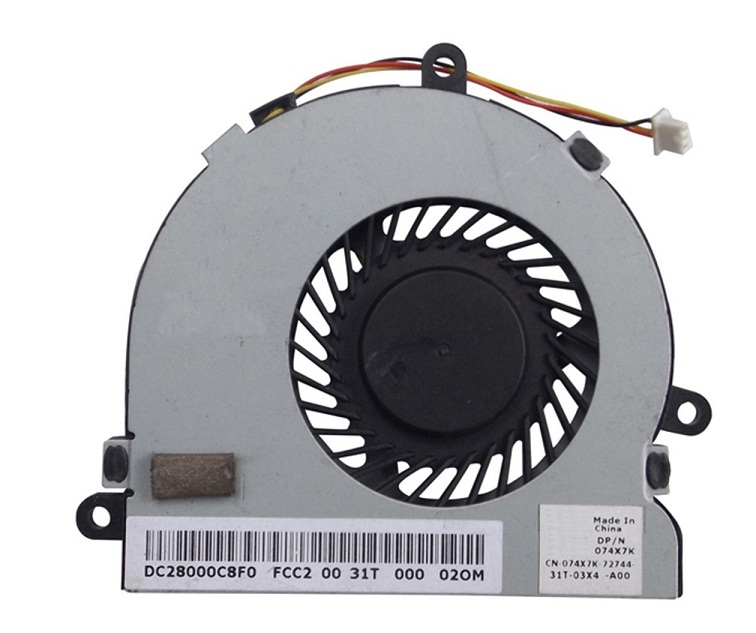 Laptop CPU Fan For Dell Inspiron 15R 5521 3721 3521 5721 EF60070S1-C050-G99 New
