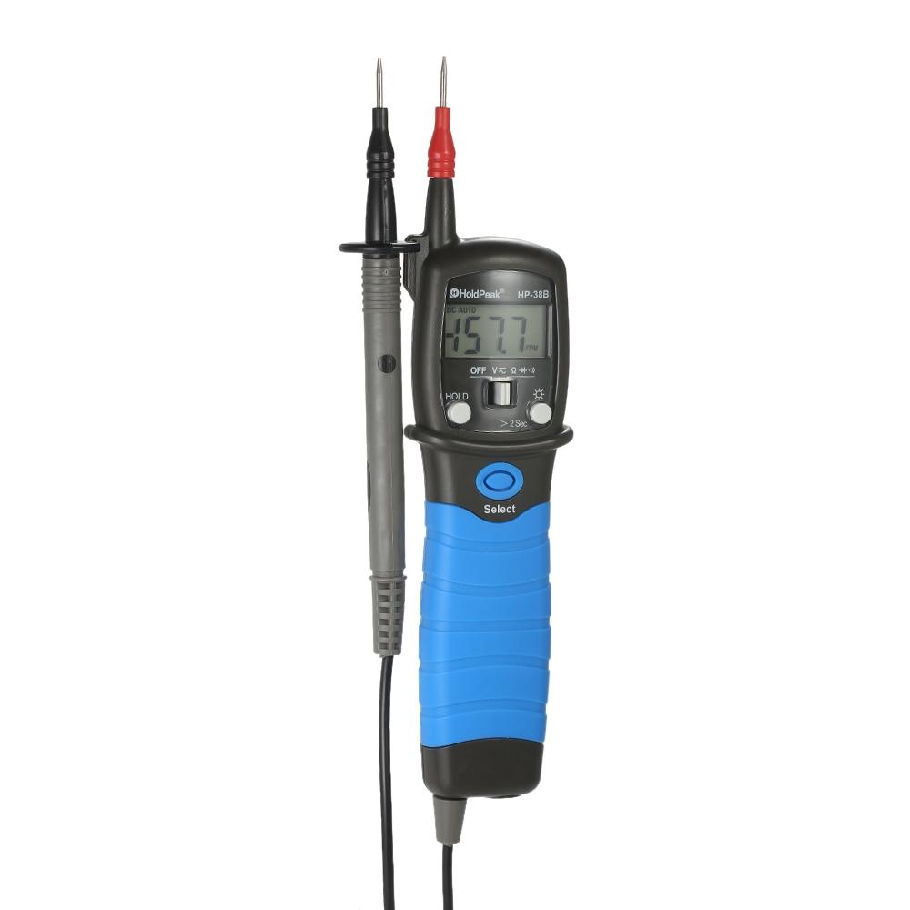 HP-38B Digital-Multimeter multimedigital voltmeter Tragbare multimeter Meter Stift Typ Diode esr meter Meter
