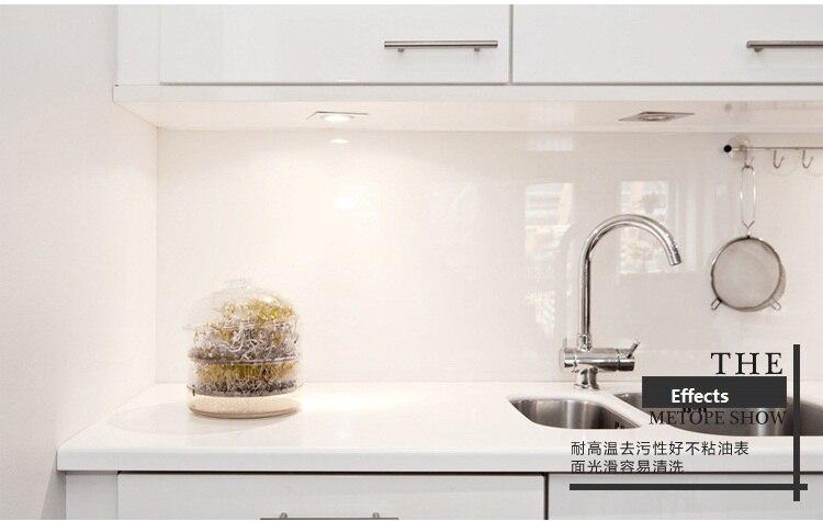Tegel Decoratie Stickers : Waterdicht oilproof hoge temperatuur haard keuken aanrecht