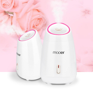 Image 2 - Nano Fruit Facial Steamer Hot Mist Steam Sprayer SPA Moisturizing Face Humidifier Deep Cleansing Skin Care Beauty Instrument