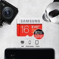 SAMSUNG Micro SD Memory Card 16GB 32G Class10 Waterproof TF Memoria Sim Card Trans Mikro Card