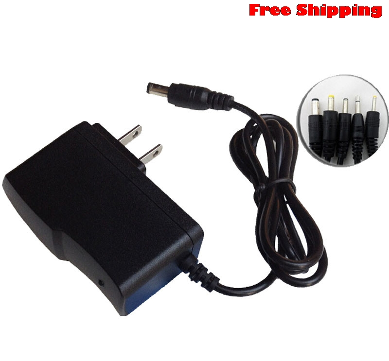Universal US Plug DC 3V 1A Power Supply Adaptor Adapter 100-240 AC Charger NEW
