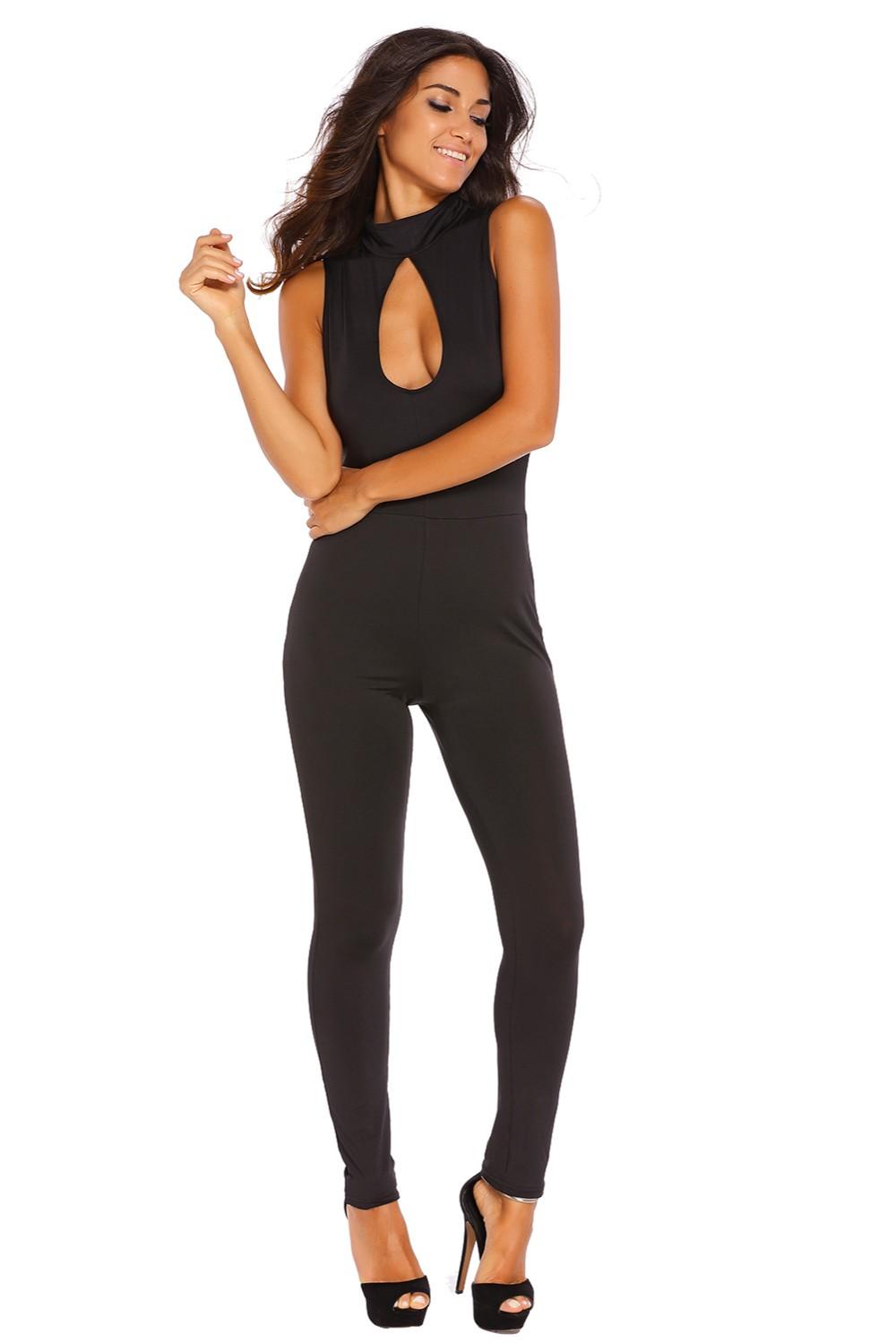 Black-Pee-hole-Bust-Sleeveless-Jumpsuit-LC64033-2-7