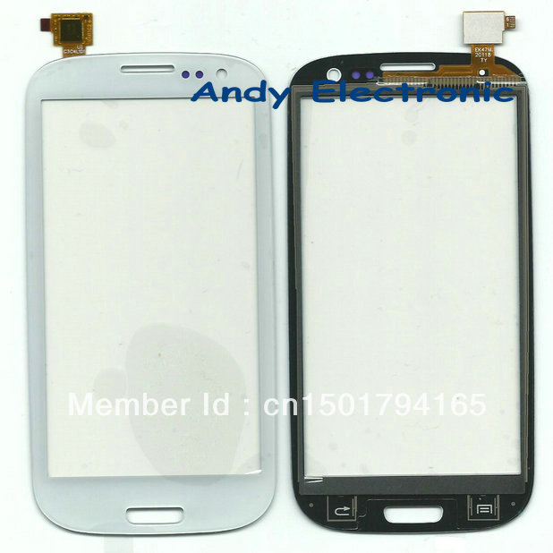 Star G9300 (I9300) S3 Original New Touch Screen Panel Digitizer/Replacement Panel Free shipping Airmail Hk + tracking code