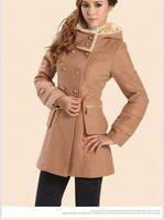 бесплатная доставка женщин синуса пальто ядер версии женщин грудь пальто девушка пальто леди с участки кода