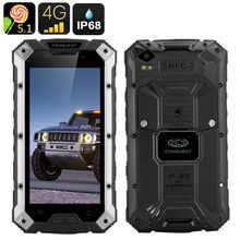 3GB RAM 32GB ROM Android ip68 Rugged Waterproof Phone 6000mAH Original S6 MTK6735 Quad Core 5″ Phone CAT B15 4G LTE Fingerprint