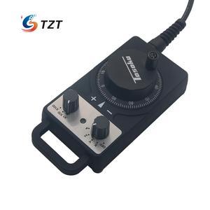 Image 4 - TZT TOSOKU HC115 CNC MPG Handwheel Handle Manual Pulse Generator 5V 25PPR/12V/24V 100PPR AS for Fanuc System