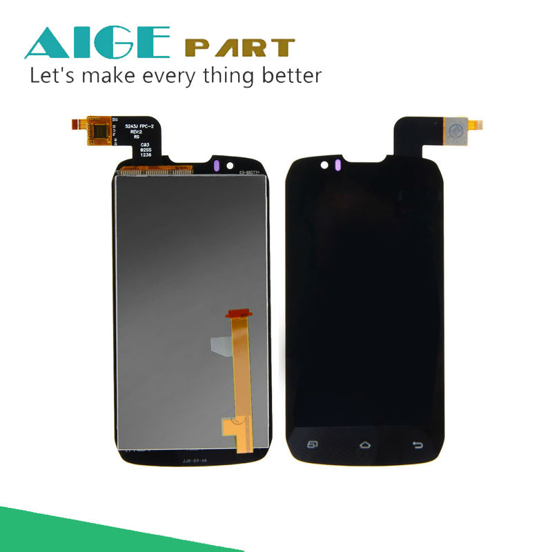 4.3 inch Original 960x540 LCD For Highscreen Boost 3 LCD DNS S4502 Display with Touch Screen Cloudfone Thrill430X Innos D9 D9C