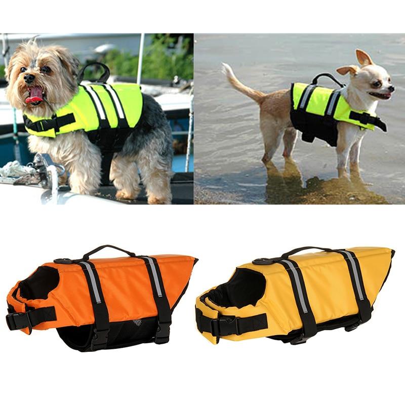 Спасательный жилет для домашних питомцев, защитная одежда для летних животных, размеры XXL